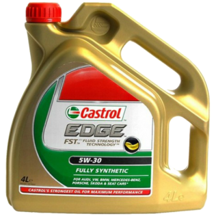 Масло Castrol EDGE FST 5W30 4l