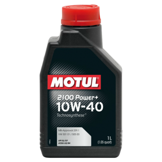 Масло MOTUL 2100 POWER+ 10W40 1L