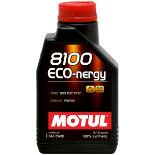 Масло MOTUL 8100 ECO-NERGY 5W30 1L