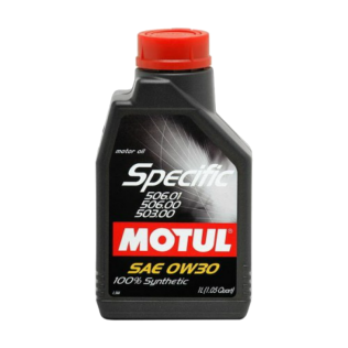 Масло MOTUL SPECIFIC VW 506.01 503.00 0W30 1L