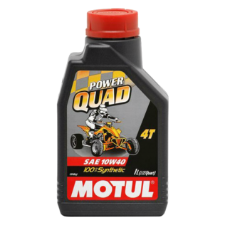 Масло MOTUL POWER QUAD 10W40 4T 1L