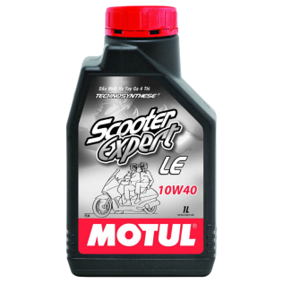 Масло MOTUL SCOOTER EXP 4T 10W40 1L