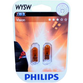Крушка Philips WY5W