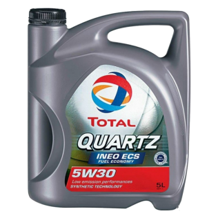 Масло TOTAL QUARTZ INEO ECS 5W30 5L
