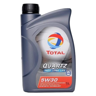 Масло TOTAL QUARTZ INEO LONG LIFE 5W30 1L