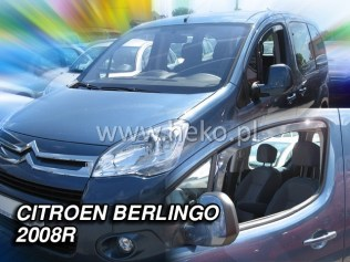 Ветробрани HEKO Peugeot Partner CITROEN Berlingo от 2008 2 броя
